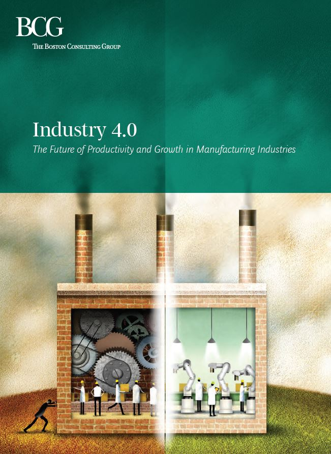Industry 4.0 - The Future of Productivity and Growth in Manufacturing Industries