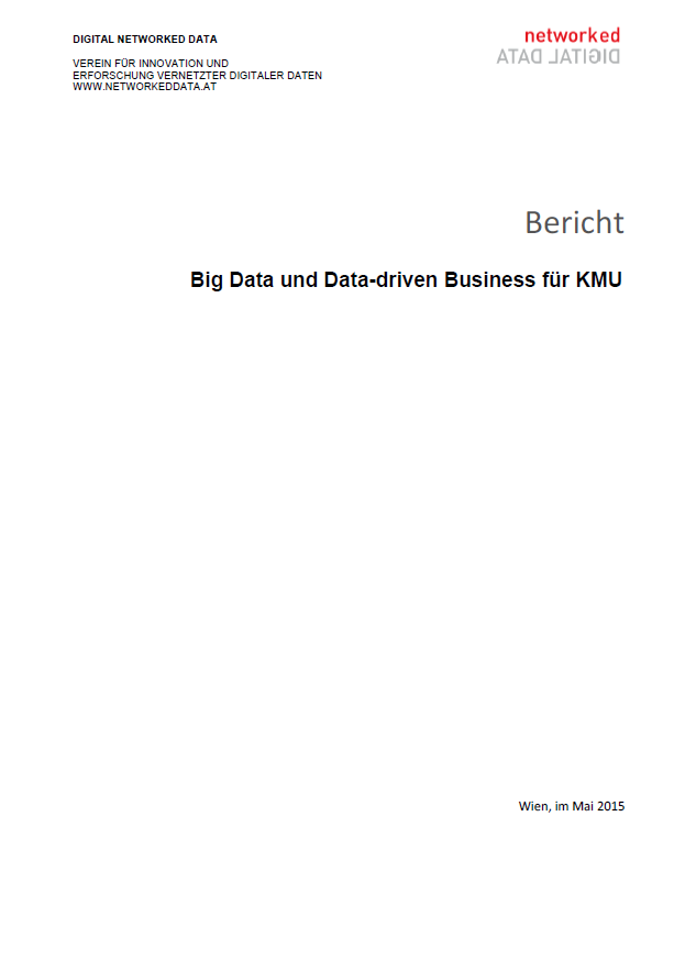 Big Data und Data-driven Business für KMU