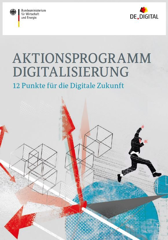 Aktionsprogramm Digitalisierung