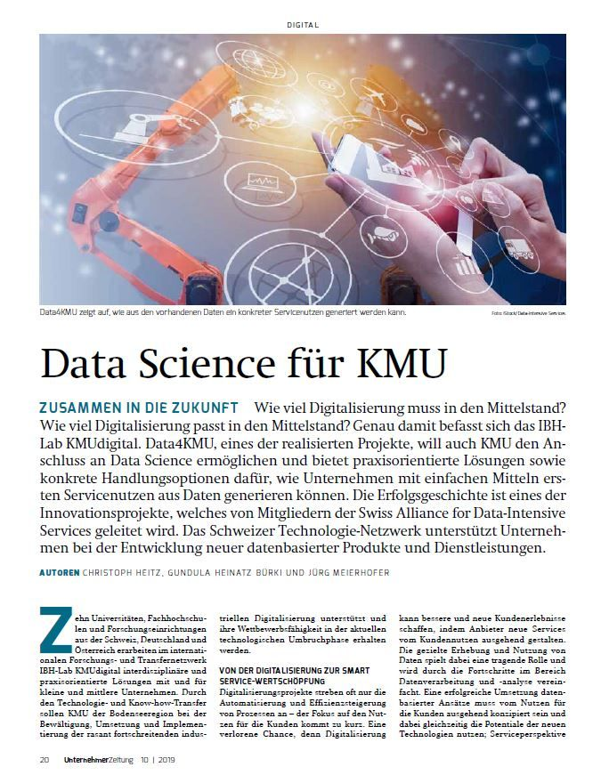 Data Science für KMU